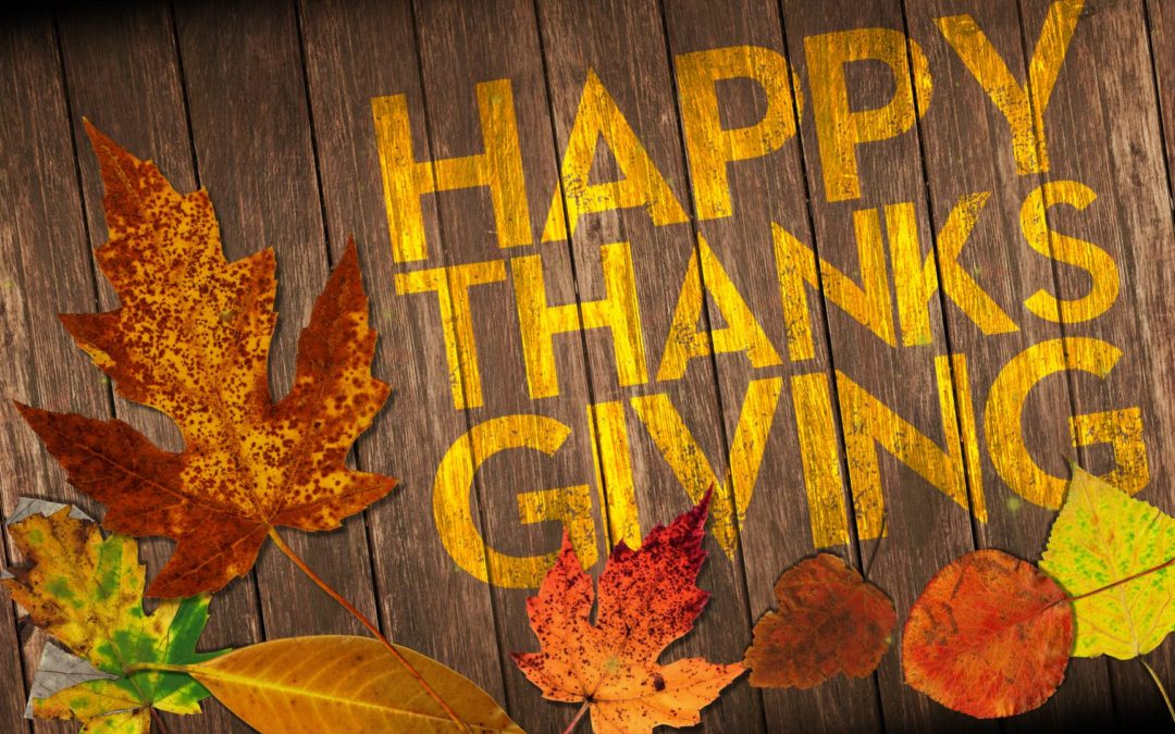 The Power of Thank You – Sermon Preview for November 19